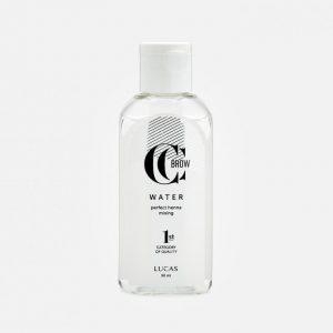 CC BROW HENNA WATER