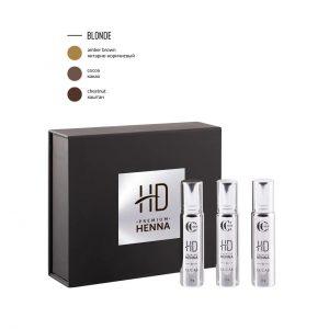 HD Premium Henna Kit